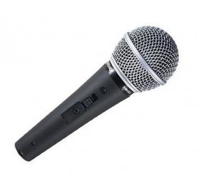 Shure SM48S-LC dinamikus énekmikrofon
