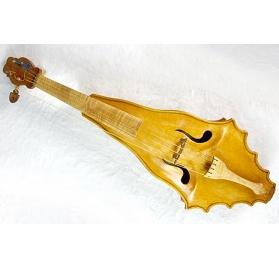 Középkori hegedű -Lira di Leonardo da Vinci