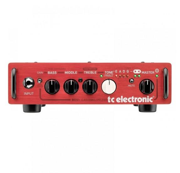 TC Electronic BH250 basszus erősítő fej - 250 Watt