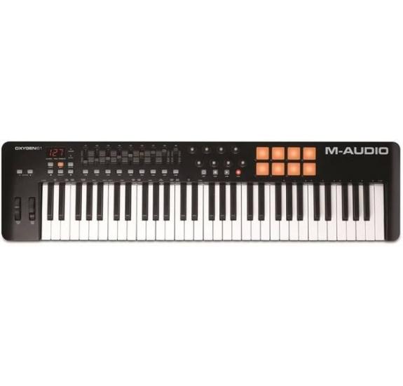 M-Audio - OXYGEN 61 IV midi billentyűzet