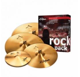 "Zildjian Avedis Rock Pack 14""H,17""-19""C,20""R"
