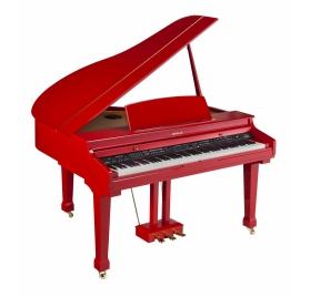 Orla Grand Piano 500 digitális zongora - piros