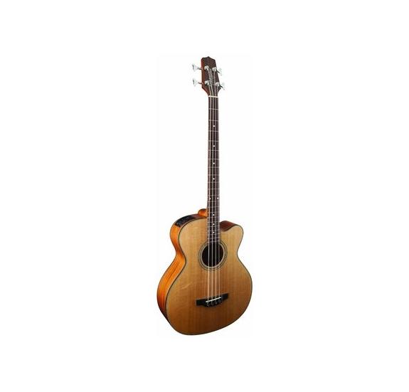 Takamine GB30CE-NAT elektro-akusztikus basszusgitár