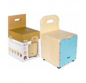 STAGG CAJ-KID BL cajon