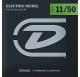 Dunlop DEN 1150: elektromos gitár húrkészlet 011-050