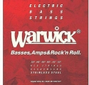 Warwick 42401M Red Label basszusgitár húrkészlet