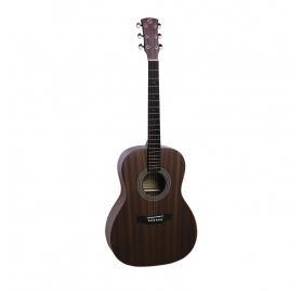 Soundsation Zion-OOO-M akusztikus gitár nyitott pórusú szatén felülettel