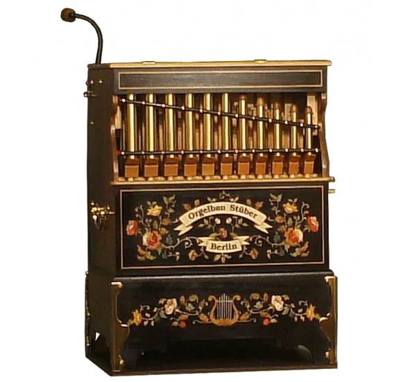 Stüber Berlin - Harmonipan 31