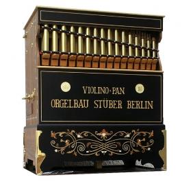 Süber Berlin - Violinopan 31er