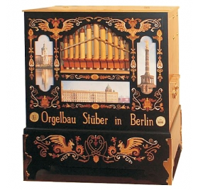 Stüber Berlin - Violinoflute 31