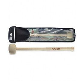STAGG SMD-F3 maple mallet large