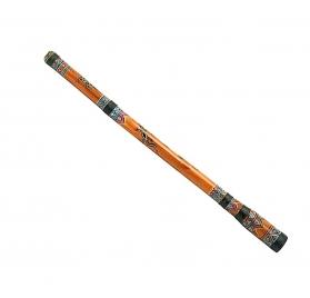 Festett bambusz didgeridoo