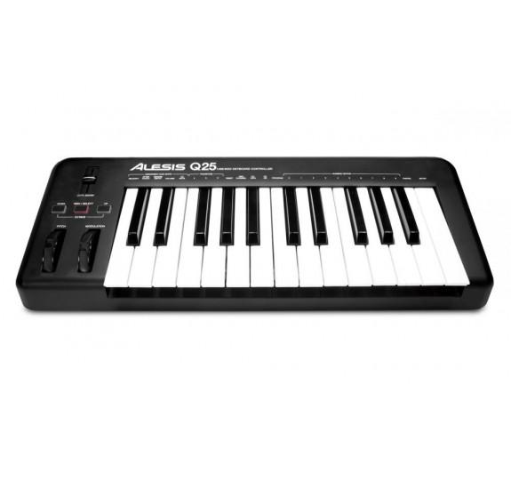 Alesis - Q 25  USB/MIDI vezérlő - 25 billentyűs