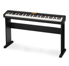 Casio CDP-S350 BK digitális zongora CS-46 állvánnyal