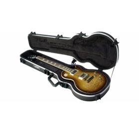 SKB Hardshell gitártok – LesPaul típusú gitárokhoz