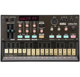 KORG VOLCA FM, FM szintetizátor MIDI