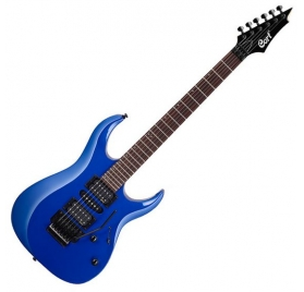 Cort Co-X250-KB elektromos gitár- kék