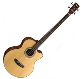 Cort Co-SJB5F-NS acoustic bassguitar - Jumbo