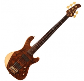 Cort Co-Rithimic V 5 strings bassguitar - Jeff Berlin signature
