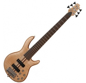 Cort Co-A6Plus-OPN 6 strings bassguitar - Natur