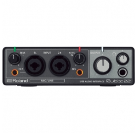 Roland Rubix22 USB hangkártya
