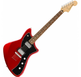 Fender Meteora HH PF Candy Apple Red elektromos gitár