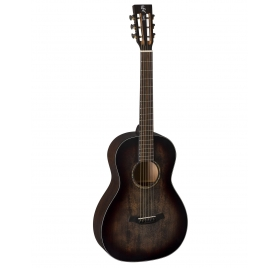 Baton Rouge X11LS/PE-SCC Parlor electro acoustic guitar