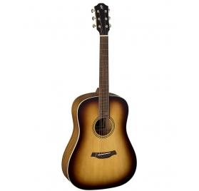 Baton Rouge  X11S/SD-COB akusztikus gitár - Dreadnought