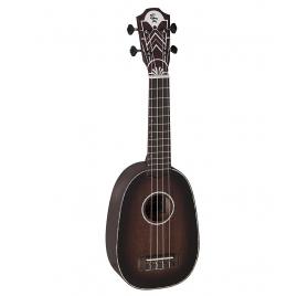 Baton Rouge UV11-P-AB szoprán ananász ukulele