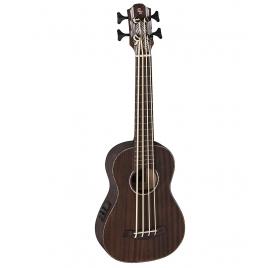 Baton Rouge UV11-BS-SCC bass electro acoustic ukulele