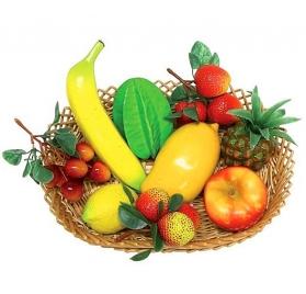 Gyümölcskosár shaker - 9db