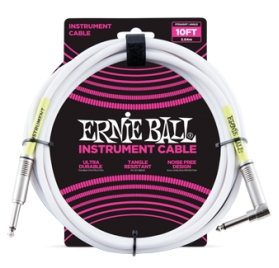 ERNIE BALL PVC HANGSZERKÁBEL 3M PIPA