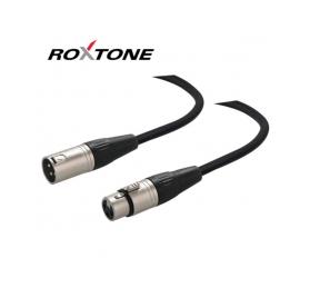 Roxtone XLR - XLR kábel - 20m