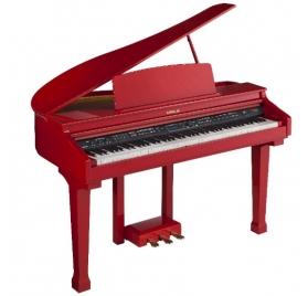 ORLA GRAND120 BK - ORLA GRAND120 RED digitális zongora