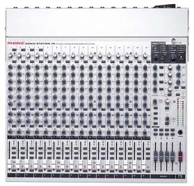 Phonic STATION 16 hangkeverőpult