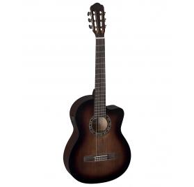 La Mancha Granito 32-CEN-AB elektro-klasszikus gitár 4/4