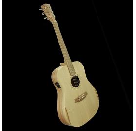 Cole Clark FL1E-BM elektroakusztikus gitár