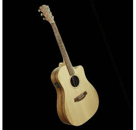 Cole Clark FL1EC-BB elektroakusztikus gitár