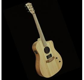 Cole Clark FL1EC-BB-HUM elektroakusztikus gitár