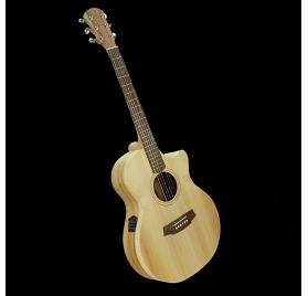 Cole Clark AN1EC-BB elektroakusztikus gitár