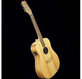 Cole Clark FL2E-12-BB elektroakusztikus gitár 12 húros