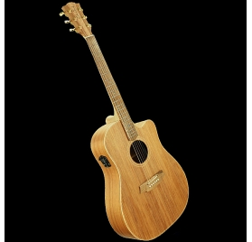 Cole Clark FL2EC-BLBL elektroakusztikus gitár