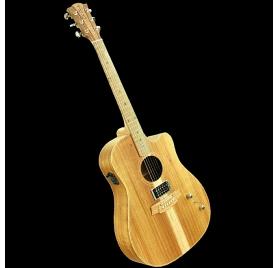 Cole Clark FL2EC-BLBL-HUM elektroakusztikus gitár
