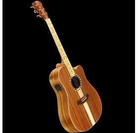 Cole Clark FL2EC-BLBL-SB elektroakusztikus gitár
