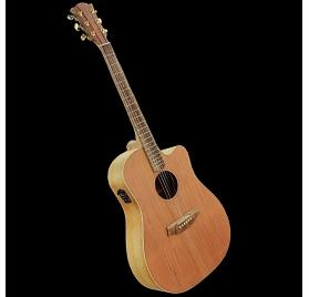 Cole Clark FL2EC-RDBL elektroakusztikus gitár