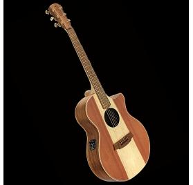 Cole Clark AN2EC-RDBL elektroakusztikus gitár