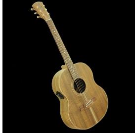 Cole Clark LL2E-BLBL elektroakusztikus gitár