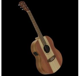 Cole Clark LL2E-RDBL elektroakusztikus gitár