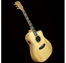 Cole Clark FL3EC-BB elektroakusztikus gitár