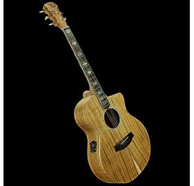 Cole Clark AN3EC-BLBL elektroakusztikus gitár